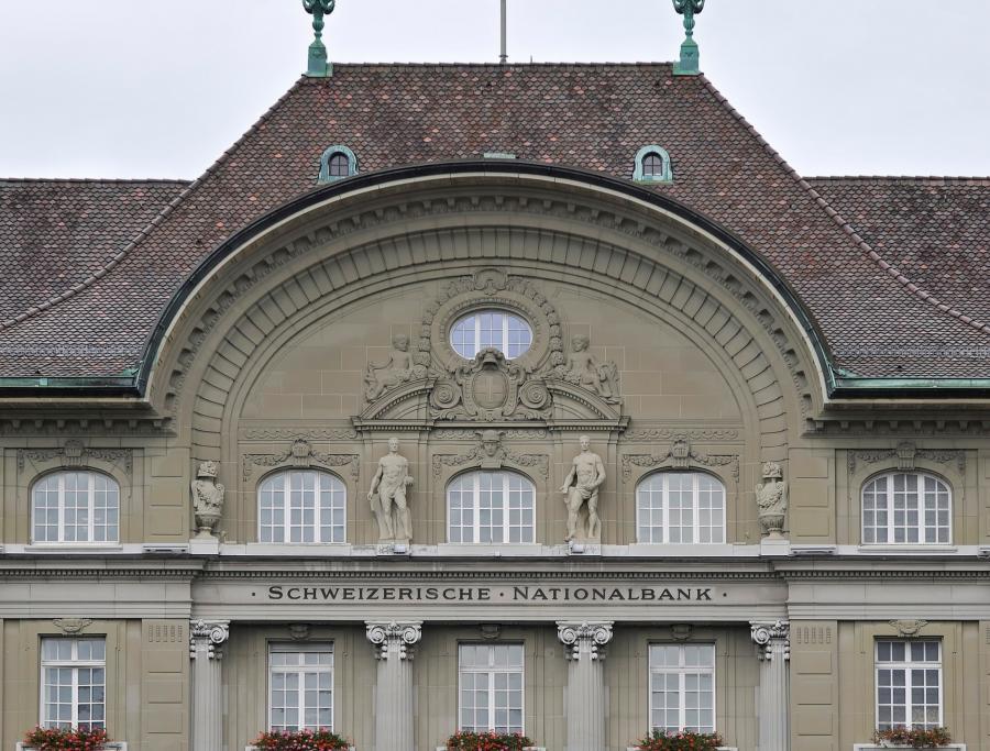 Bank centralny w Szwajcarii