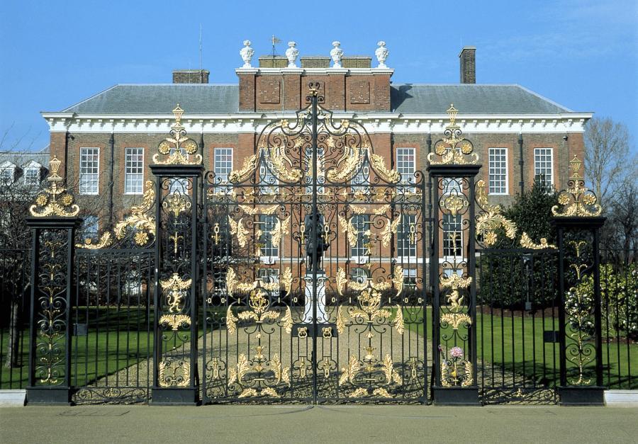 Rezydencja księżnej Diany w Kensington