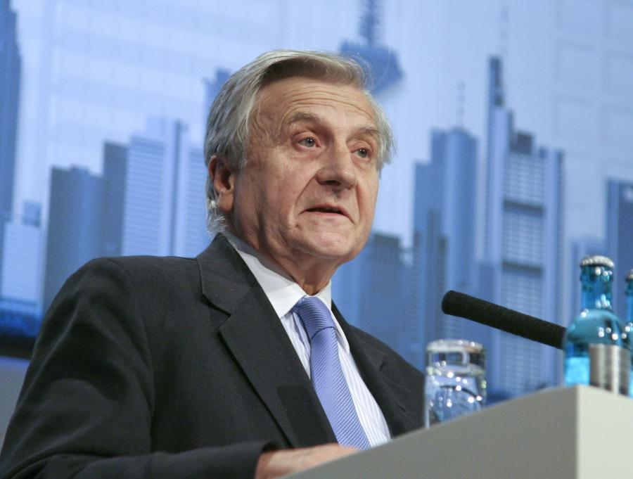 Jean-Claude Trichet, prezes EBC