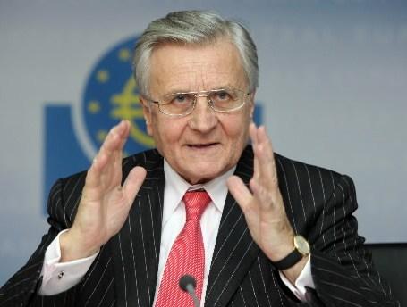 Niskie poziomy, na których znajdują się obecnie stopy procentowe w strefie euro są odpowiednie - powiedział prezydent Europejskiego Banku Centralnego Jean-Claude Trichet