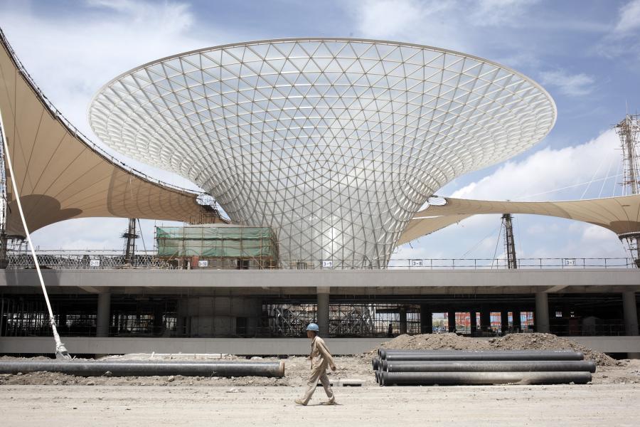 Polska otrzyma 5 mln zł z budżetu na uczestnictwo w EXPO 2010 w Szanghaju