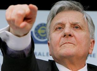 Jean-Claude Trichet, prezes Europejskiego Banku Centralnego nie wylucza obniżki stóp procentowych w marcu.