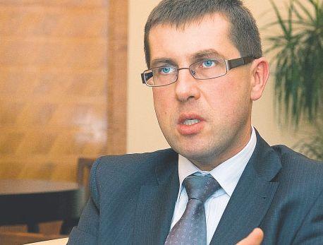 Tomasz Mironczuk, prezes Banku Gospodarstwa Krajowego Fot. Wojciech Górski