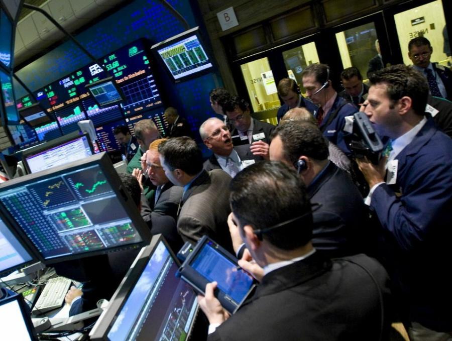 Dużymi spadkami zakończyła się piątkowa sesja na Wall Street