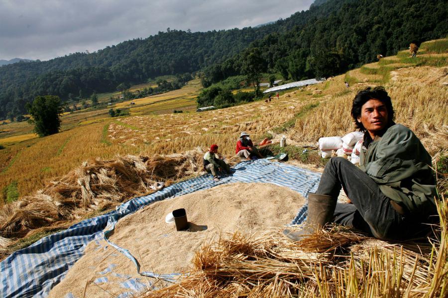 W Tajlandii susza trwa już 2 lata