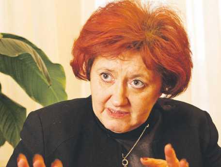 Joanna Strzelec-Łobodzińska Fot. Wojciech Górski