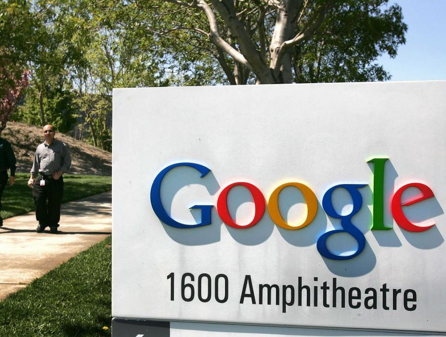 Sziedziba Google w  Kalifornii