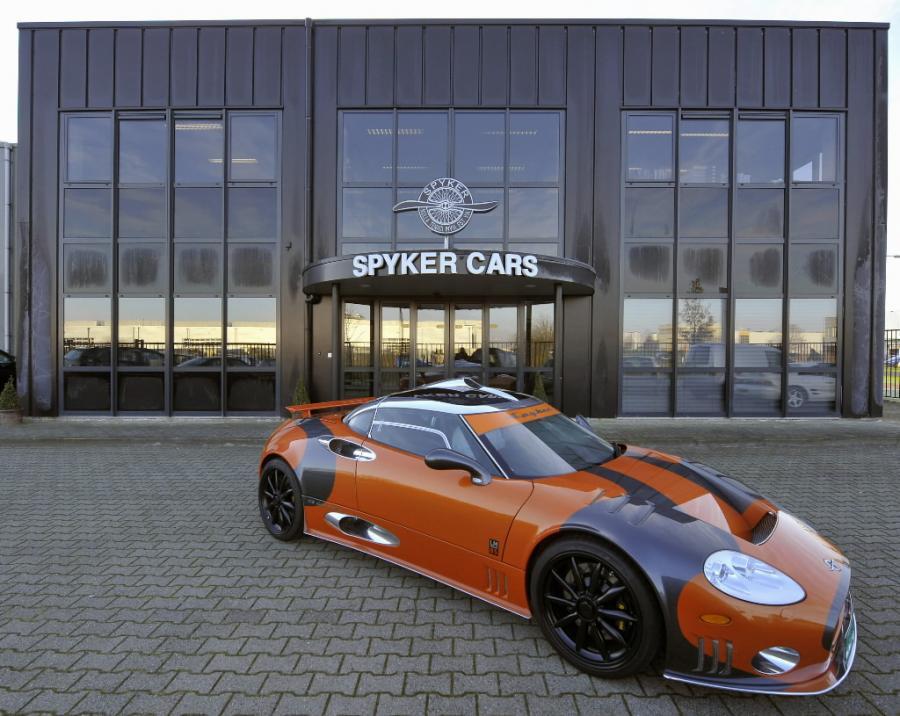 Producent niszowych aut sportowych Spyker Cars podobno już finalizuje  kupno szwedzkiego Saaba