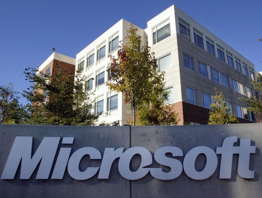 Siedziba Microsoft