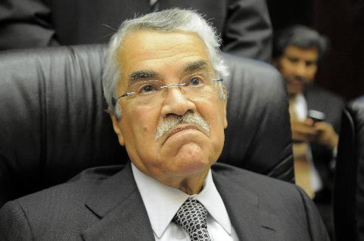 Ali al-Naimi, minister ropy naftowej Arabii Saudyjskiej i faktyczny lider OPEC.