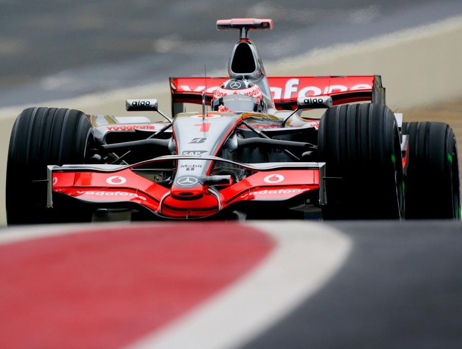 Polskie firmy ruszają na podbój Formuły 1