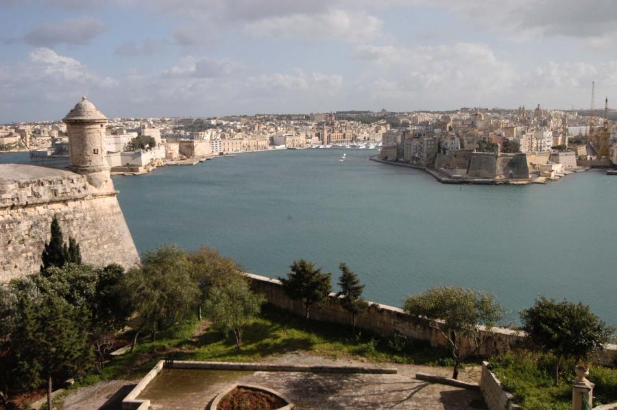 La Valletta, stolica Malty