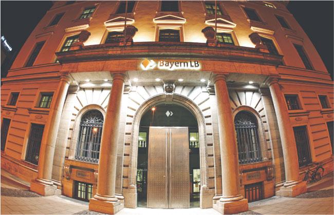 Zaangażowanie BayernLB w austriacki bank wyniosło 6,3 mld euro w ciągu dwóch lat Fot. Bloomberg