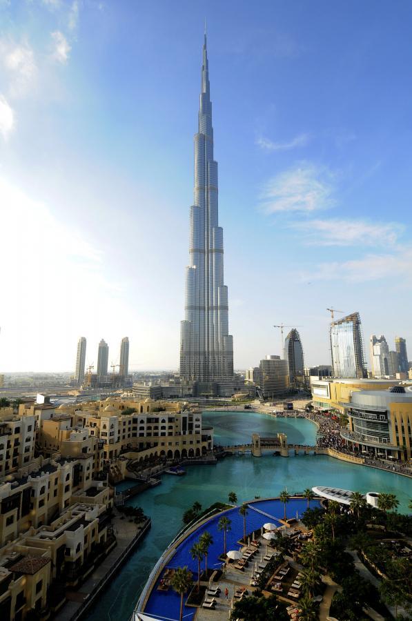 Burj Dubai (Burdż Dubaj)