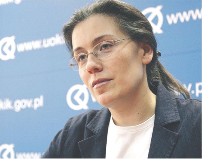 Zmiana ta przyznaje konsumentom więcej czasu do namysłu i ewentualnego wycofania się z decyzji kredytowych – mówi Małgorzata Krasnodębska-Tomkiel, prezes UOKiK Fot. Wojciech Górski