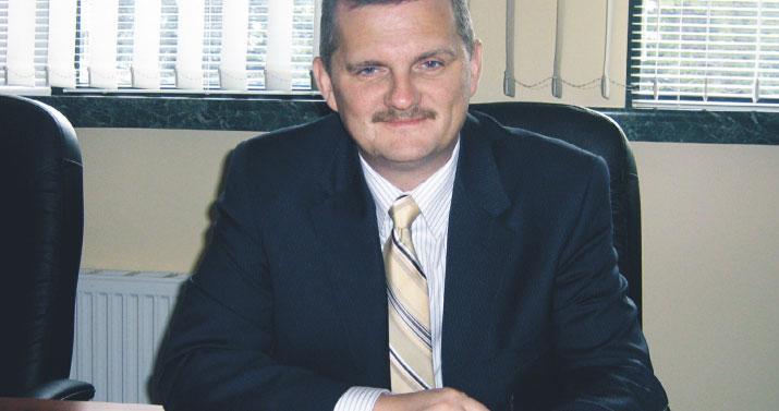 Piotr Gębala, prezes Krajowego Funduszu Kapitałowego