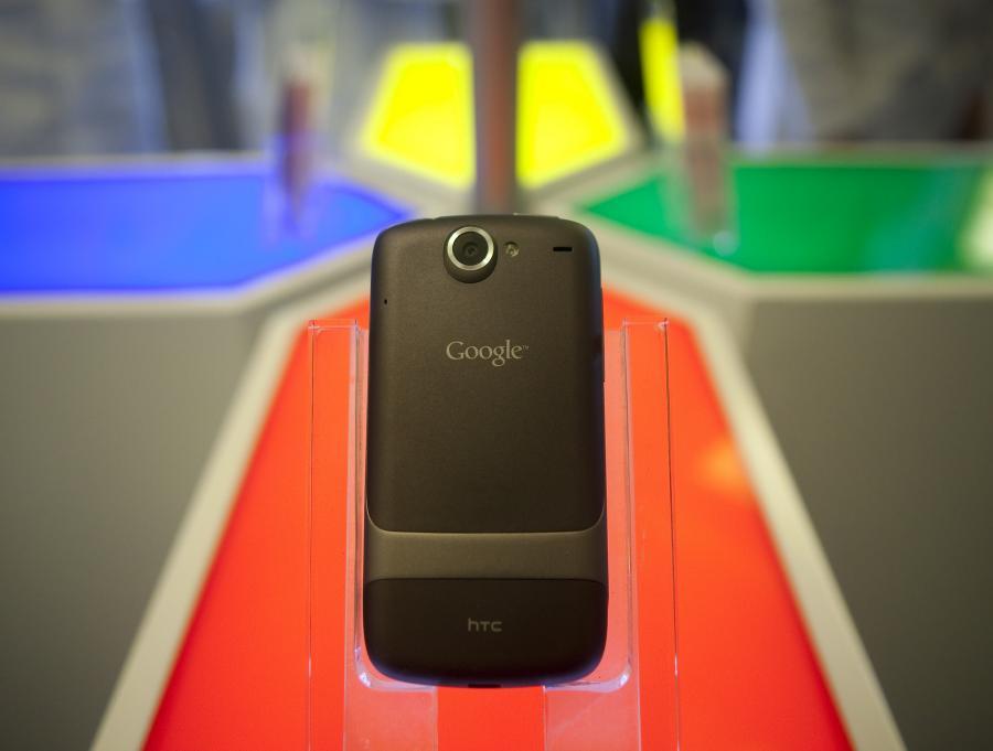 Smartfon Nexus One firmy Google