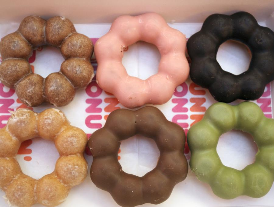 Pączki Dunkin Donuts