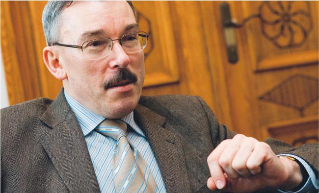 Przygotowaliśmy inwestycyjną machinę, która musi być w pełni gotowa na lata 2011–2013, kiedy przyjdzie szczyt naszych inwestycji Fot. Wojciech Górski
