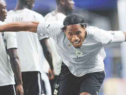 Napastnik Wybrzeża Kości Słoniowej Didier Drogba powiedział, że po raz ostatni wystąpi w Pucharze Narodów Afryki AP
