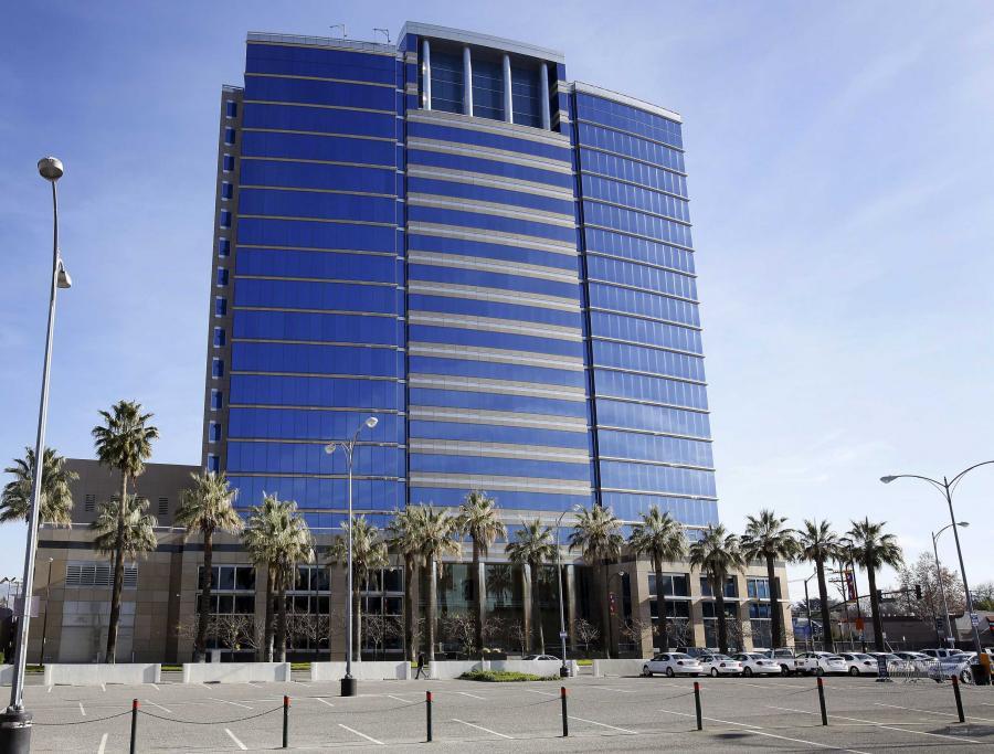 Biurowiec w San Jose, Dolina Krzemowa