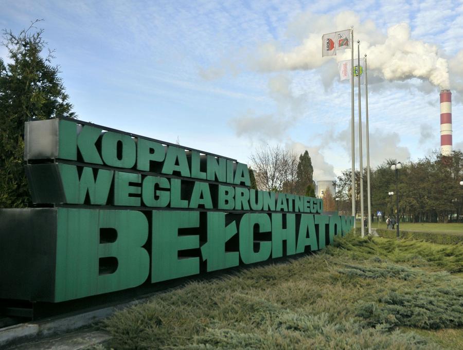 Polska Grupa Energetyczna SA (PGE) - Kopalnia Węgla Brunatnego Bełchatów