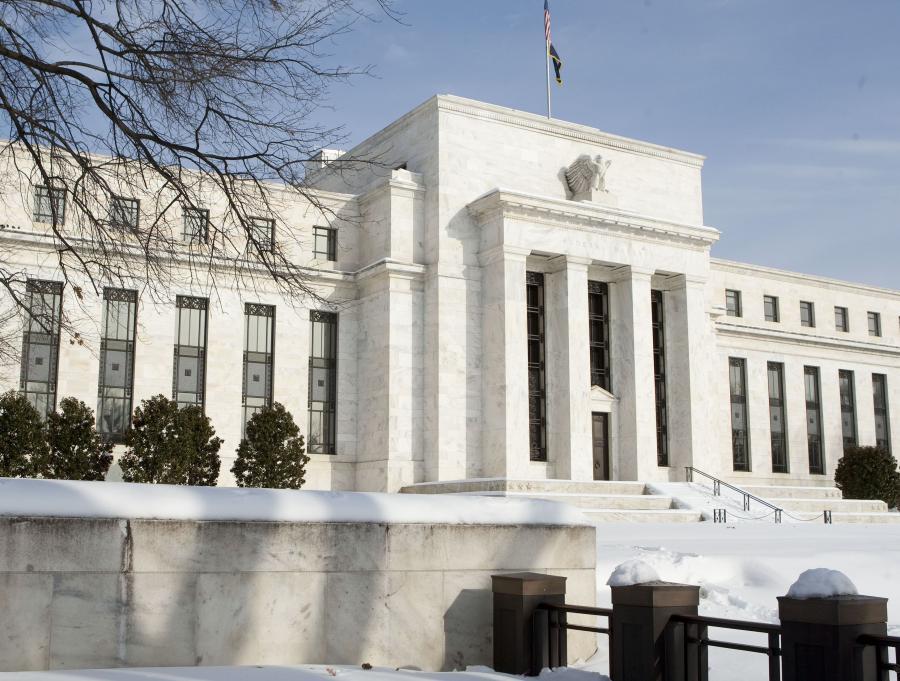 Siedziba Fed w Waszyngtonie.