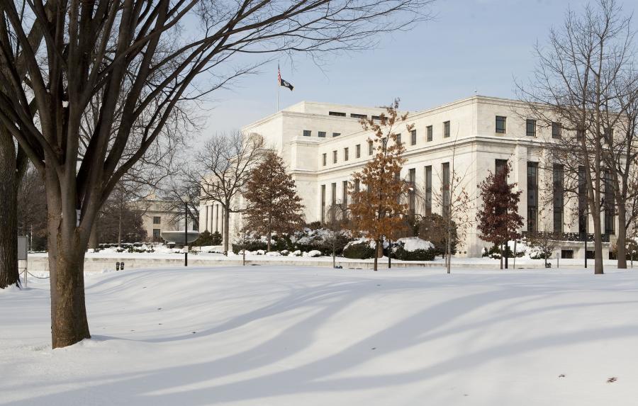 Budynek Fed w Waszyngtonie