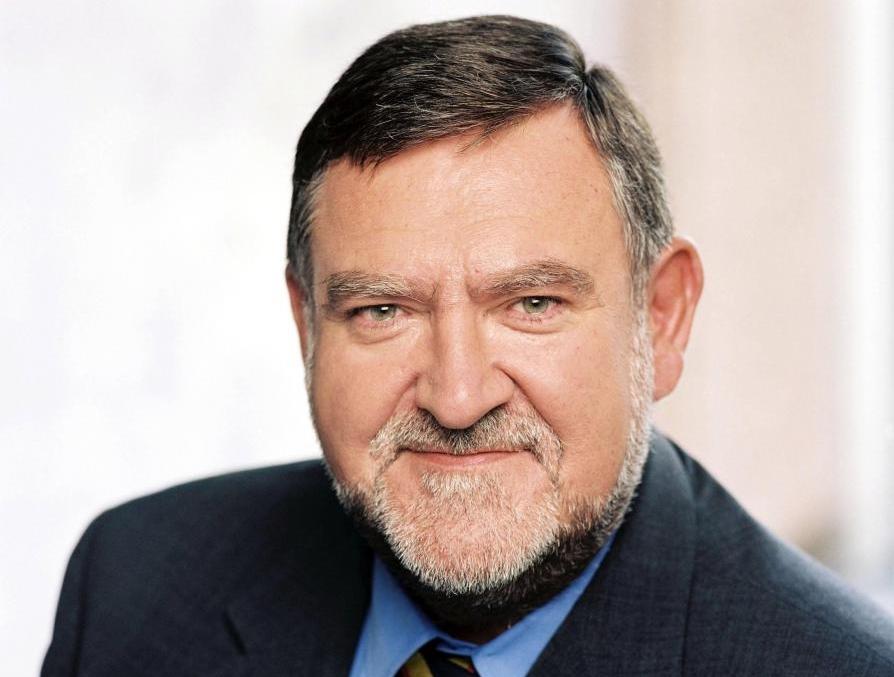 Herbert Stepic, szef jednej z największej, obecnej w 17 krajach, grupy bankowej w Europie Środkowej i Wschodniej – Raiffeisen International