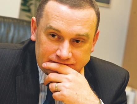 Adam Horosz, prezes Link4 Fot. Wojciech Górski