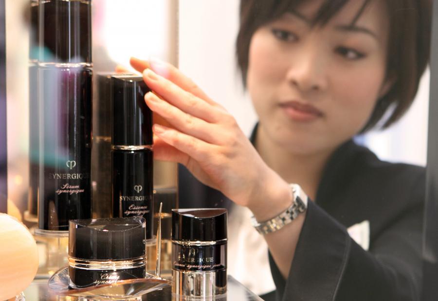 Kosmetyki japońskiej firmy Shiseido