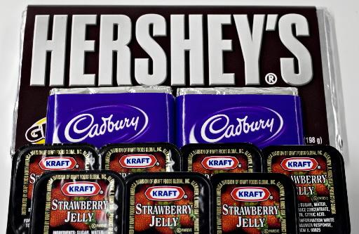 Hershey sygnalizuje gotowość złożenia oferrty na przejęcie Cadbury