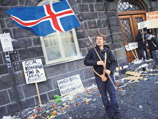 Islandia nie zamierza oddać pieniędzy Brytyjczykom i Holendrom