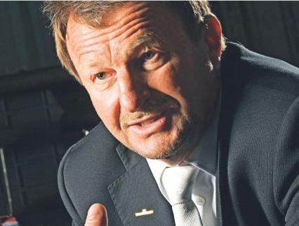 Józef Wojciechowski, przewodniczący rady nadzorczej J.W. Construction Holding Fot. Archiwum