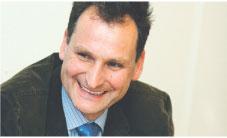 Robert Nejman, zarządzający funduszem Gandalf SFIO w MCI Capital TFI Fot. Marek Matusiak