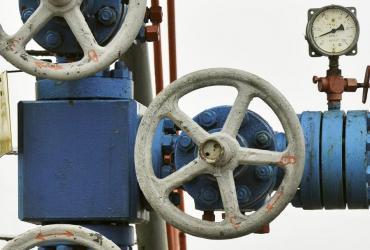 Fragment gazociągu