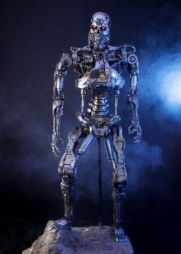 Robot z filmu Terminator II