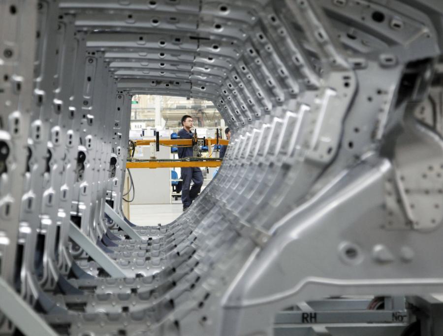 Nowe zamówienia w przemyśle wzrosły w tym samym czasie o 11,4 proc.