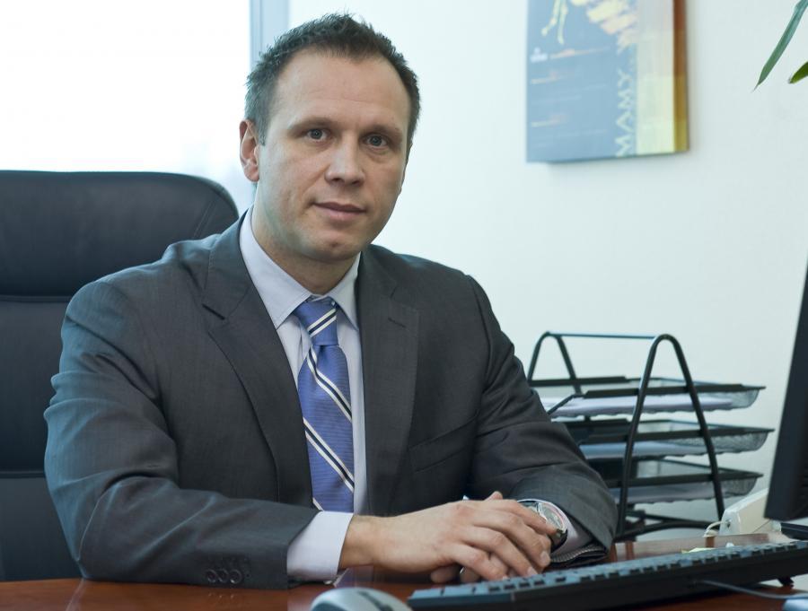 Marek Balawejder, wiceprezes Orlen Gaz, fot. materiały prasowe Orlen Gaz