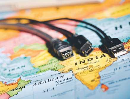 Wskaźnik mobilności dla Indii wynosi 140, co oznacza, że Hindusi są najbardziej na świecie otwarci na zmianę pracy w ciągu najbliższego półrocza, Fot. Glowimages/Corbis