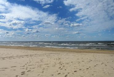 Plaża nad Bałtykiem fot. sxc.hu