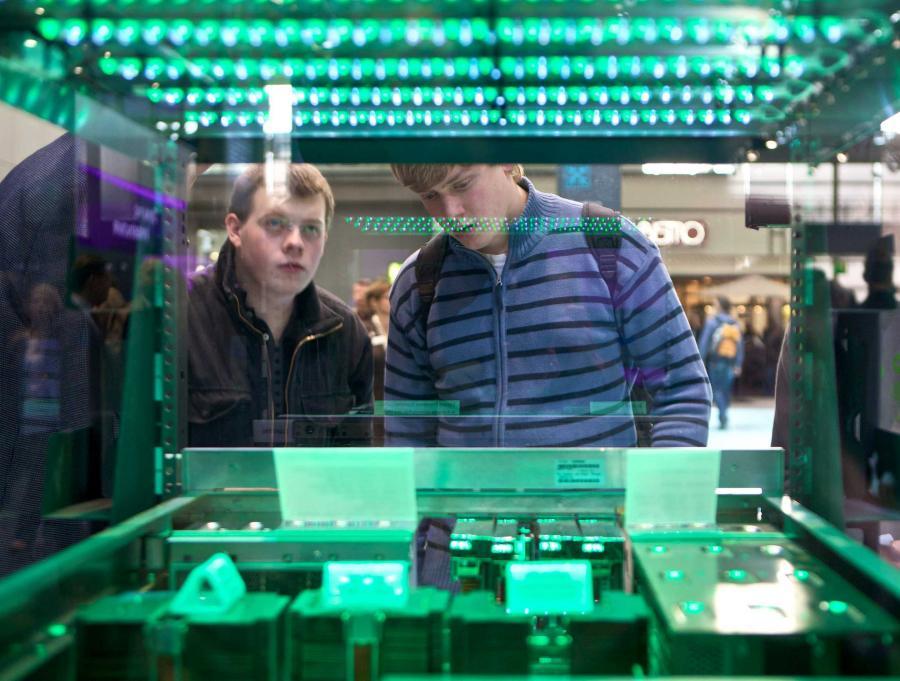 Targi branży informatycznej CeBIT w Hanowerze