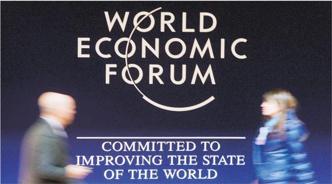 Dziś rusza Światowe Forum Gospodarcze. Wczoraj w Davos kończono przygotowania do spotkania Fot. Reuters/Forum