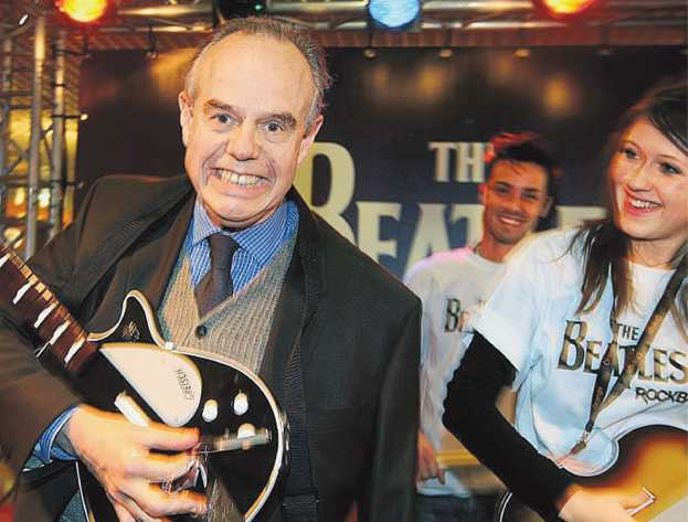 Francuski minister kultury Frederic Mitterand otworzył tegoroczne MIDEM Fot. AP