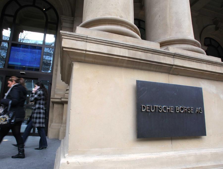 Siedziba Deutsche Börse