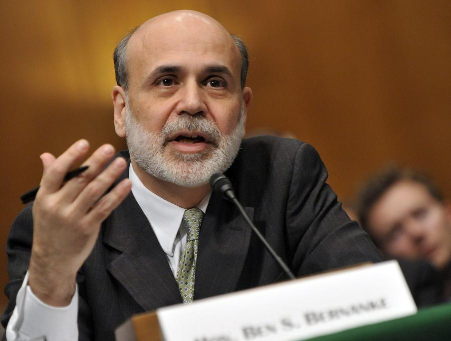 Prezes Fedu, Ben Bernanke powiedział, że gospodarka USA nadal potrzebuje niskich stóp  procentowych.