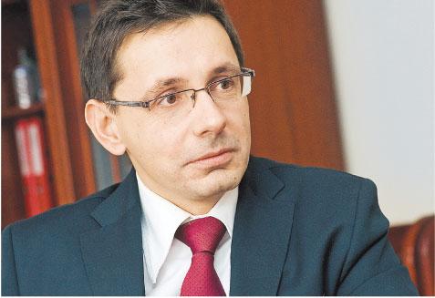 Mikołaj Budzanowski Fot. Wojciech Górski
