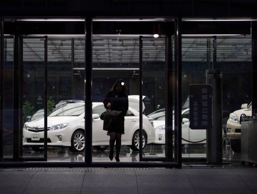 Aż 1,8 miliona wadliwych aut Toyoty w Europie trafi do naprawy