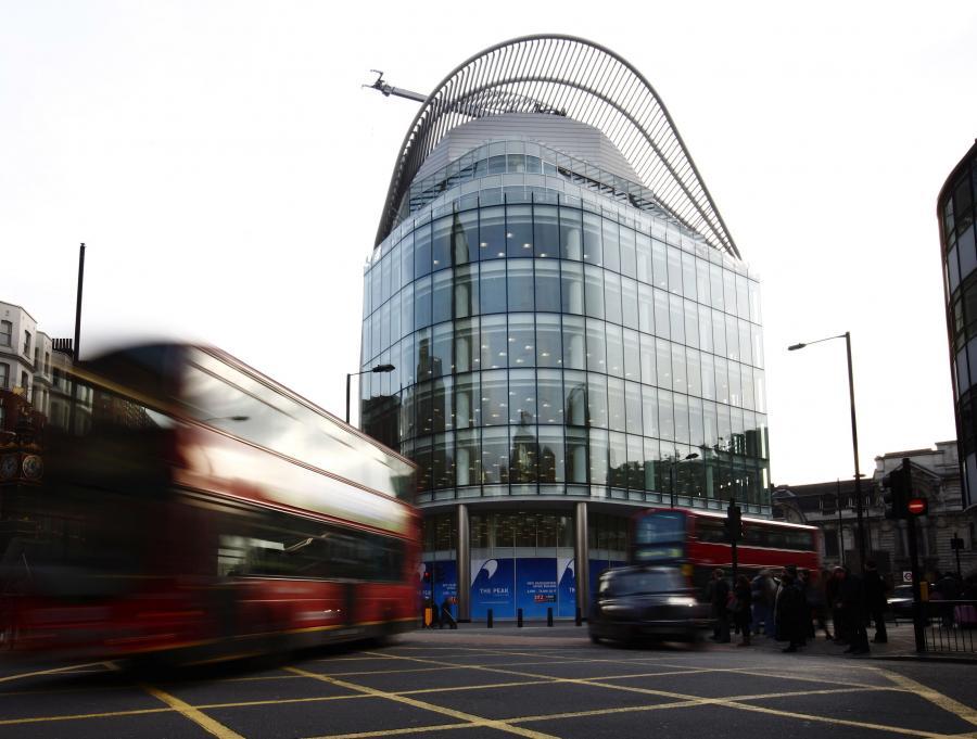 Biurowiec w londyńskiej dzielnicy West End