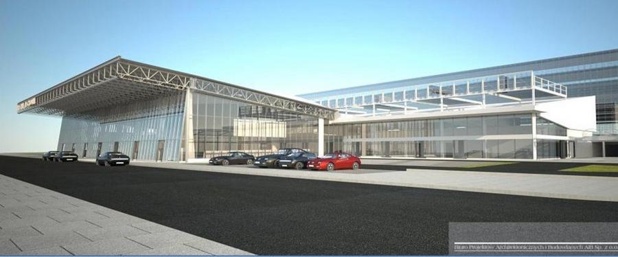 Wizualizacja: Dworzec Warszawa Wschodnia po modernizacji. Fot. materiały prasowe PKP